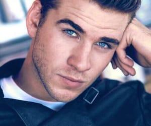 liam hemsworth, celebrities, and handsome image