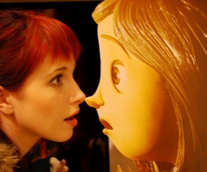 hayley williams, paramore, and coraline image
