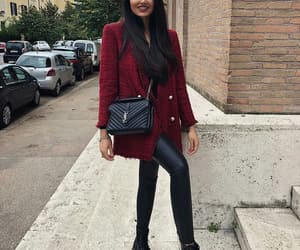 combat boots, outfit, and style image