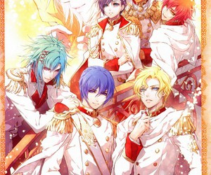 charming, anime guys, and wand of fortune image
