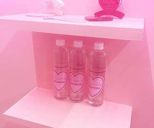 bottles, pink, and tumblr image