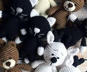 amigurumi, knitting, and free pattern image