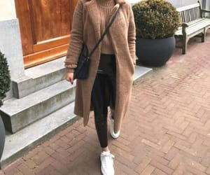 Teddy bear coats with hijab style – Just Trendy Girls