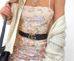 fashion, dress, and gucci image