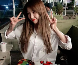 sowon, gfriend, and girl image