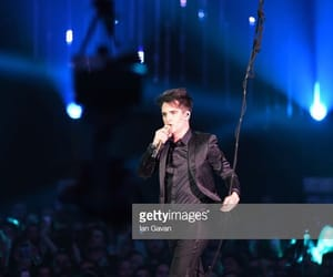 brendon urie, ema, and patd image