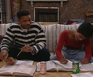 90s, couple, and will smith image