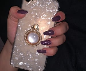 beauty, glam, and nails image