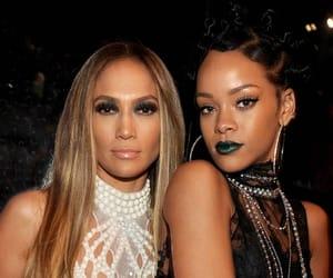 Jennifer Lopez, rihanna, and singers image