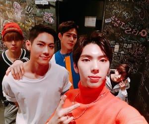 jian, lee sang, and imfact image