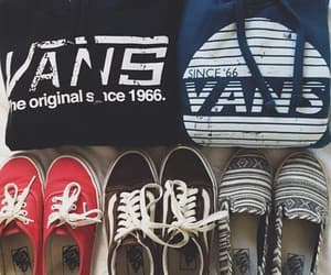 vans, shoes, and clothes image