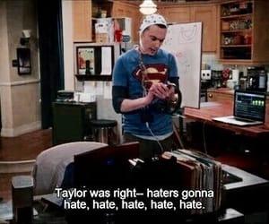 funny, Taylor Swift, and the big bang theory image