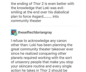 loki and Marvel image