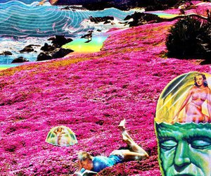 drugs and psychedelic mind image