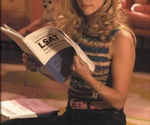 legally blonde, elle woods, and motivation image