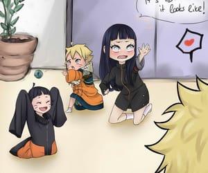 anime, kawaii, and naruto shippuden image