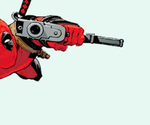 deadpool, Marvel, and wade wilson image