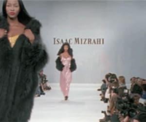 90s, mood, and Naomi Campbell image