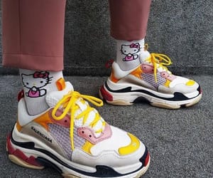 aesthetic, shoes, and style image
