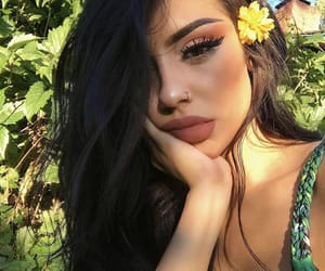 beauty, fancy, and flowers image