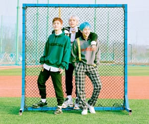 boys, korean boys, and baekhyun image