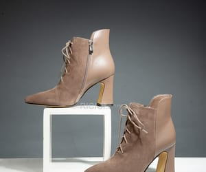 mode, stiefel, and damenmode image