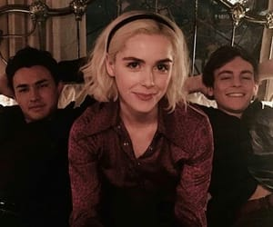 caos, ship, and sabrina spellman image