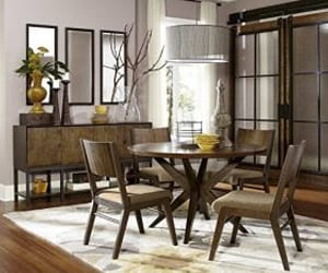 dining room, furniture, and home decor image