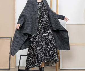 coat, etsy, and funny sweater image