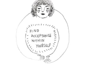 acceptance, art, and background image