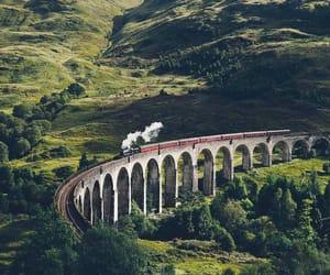 scotland and glenfinnan viaduct image