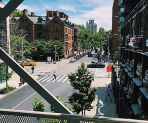 aesthetic, high line, and manhattan image