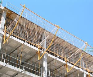 safety nets, protection nets, and balcony nets image