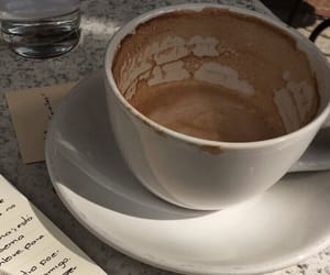 book, caffe, and coffee image
