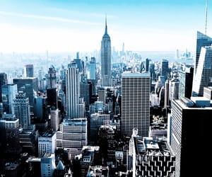 america, city, and Dream image