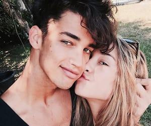 couple, savannah montano, and cute image
