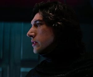 handsome, star wars, and adam driver image