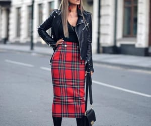 outfit, style, and chic image