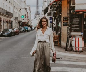 cool, girl, and paris image