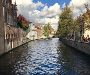 belgium, travel, and bruges image