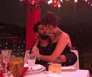 love, couple, and the weeknd image