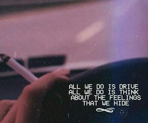 feelings, quotes, and aesthetic image