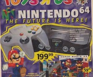 90's, nintendo64, and themariostars image