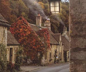 autumn, cotswolds, and Great Britain image