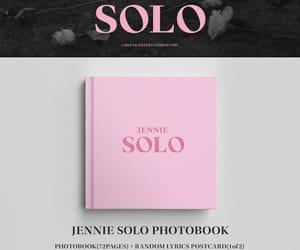 solo, blackpink, and album kpop image
