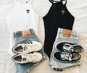 chique, moda, and fashion image