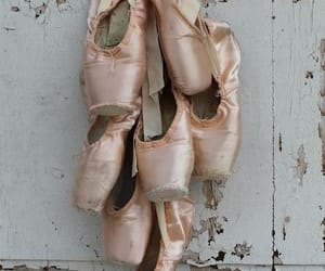 dance, ballet, and pink image