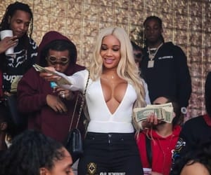 saweetie, icy wifey, and icy girl image