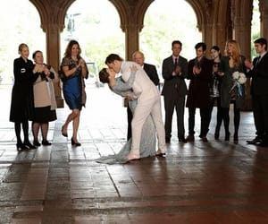 gossip girl, wedding, and blair image