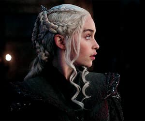 gif, a song of ice and fire, and emilia clarke image